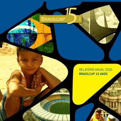 Capa do relatório BRASILCAP